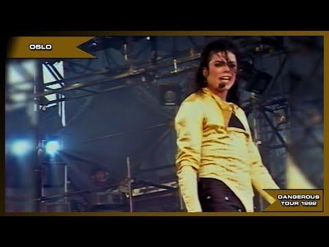 Michael Jackson  Human Nature   Oslo 1992  HD