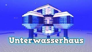 Minecraft Spielen Deutsch Minecraft Redstone Haus Bauen Tutorial - Minecraft redstone haus bauen tutorial deutsch