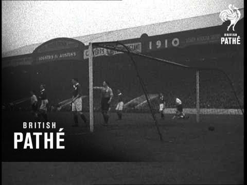 Goals Rain At Manchester (1949)