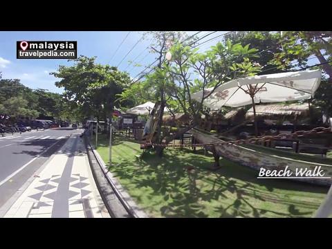 Kuta Beach Walk - Beachwalk Shopping Mall Bali