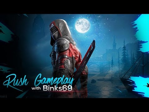 KYA AAJ CD HO PAYEGA! RUSH GAMEPLAY | insta: binks__69 #T69BinksYT #pubgmobile #funny #live
