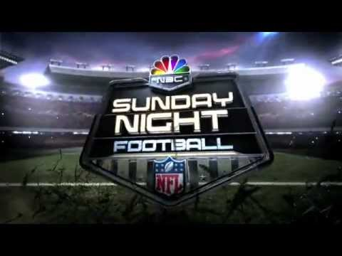 Brian Lee NBC Sunday Night Football  2012