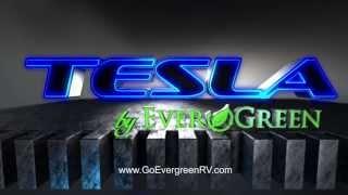 2014 Tesla Fifth Wheel Toy Hauler - The Arc Of Innovation