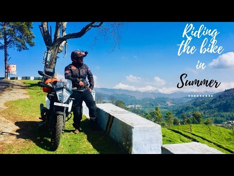 Hyderabad to ooty | Day 7 | Solo ride on KTM Adventure 390