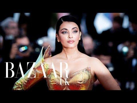 Aishwarya Rai's best red carpet moments