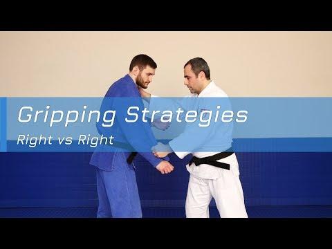 Gripping Strategies - Right vs Right