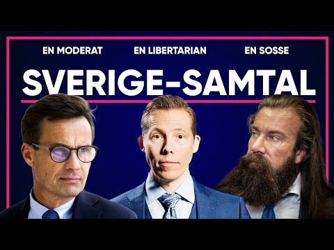SVERIGE-SAMTAL 2: Ulf Kristersson & Jan Emanuel