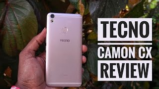 Tecno Camon CX Review (Camera Tests)