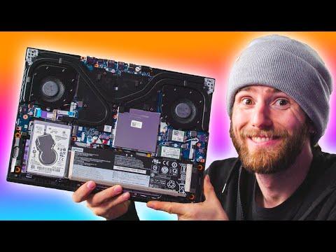 It's AMD Laptop Gaming Time!! - Lenovo Legion 5