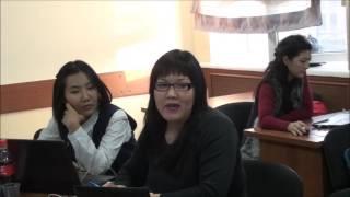 Видео с тренинга по электронному обучению