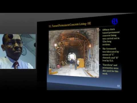 PUBLIC LECTURE : Construction of Kotagala Road Tunnel by Under Passing the Existing Live Rail Track
