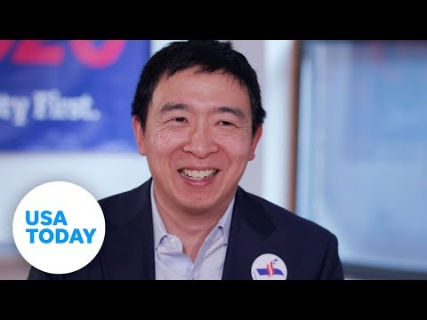 Andrew Yang: Give Americans their fair share of tech industry money | USA TODAY