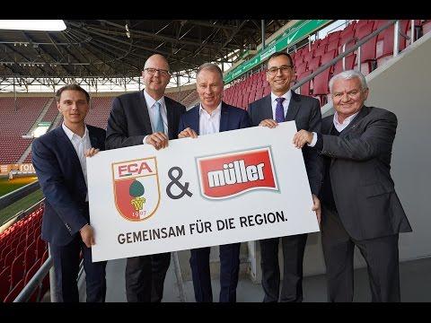 16/17 // Pressekonferenz // Müller wechselt zum FCA