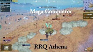 RRQ Athena VS Mega Conqueror | PMCO Fall split Thailand Playoffs