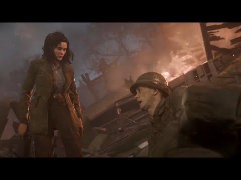Call of Duty: WWII - Rencontrez les Alliés : Rousseau