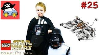 👽 #25 БИТВА НА ХОТЕ. Lego Star Wars The Complete Saga. Империя наносит ответный удар — Жестянка