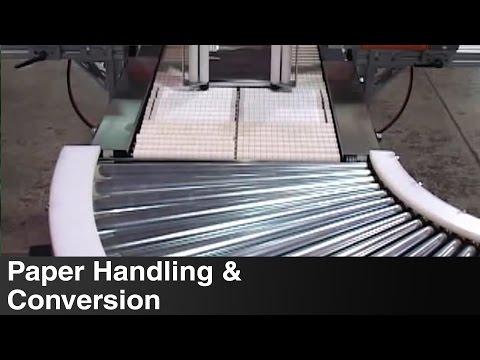 Book Indexing Conveyor - Shuttleworth Inc.