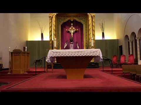 March 18 Daily Mass - Our Lady of Angels Burlingame