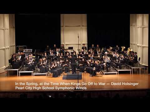 Pearl City High School Symphonic Winds — 2018 OBDA Parade of Bands