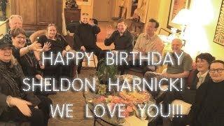 Sheldon Harnick 90th Birthday Greeting!