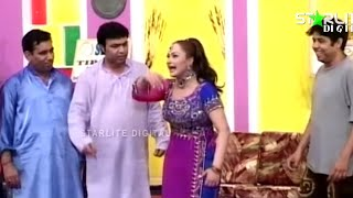 Haseena Tip Top New Pakistani Stage Drama Full Comedy Stage Show