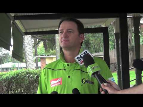 Mark Waugh chats about his role as the Governor