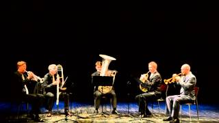 Simply Brass - Quintet No.3 - 2. Intermezzo
