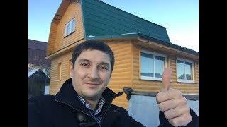 как из бревна сделать красивый дом Хачатуров Артем Сергеевич про дома которые мы строим