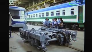 Ташкентський завод з будівництва та ремонту пасажирських вагонів