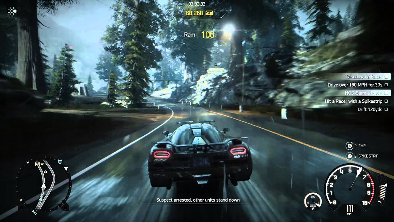 Need For Speed Video Game Cars
