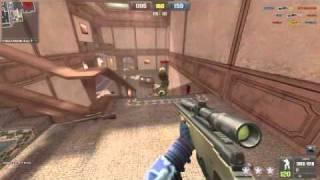 FERFEROS Point Blank Sniper Montage #1
