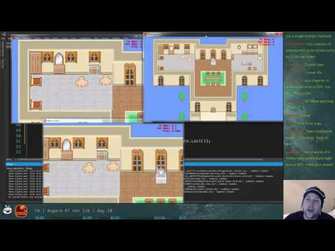 Asgard - Real Time Net Game Library Day 19