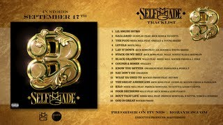 """Self Made 3"" Official Artwork & Tracklist Trailer"