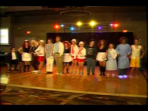 2016 Dancing With Our Stars -  Mt. Vernon Township High School Drama Club