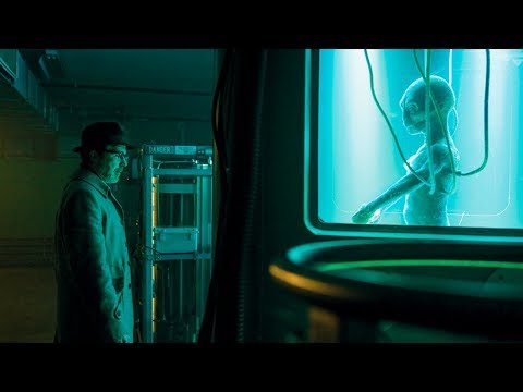 "The New 2019 UFO Drama Series ""Project Blue Book"" (Trailer) - FindingUFO"