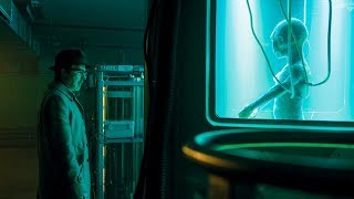 "The New 2019 UFO Drama Series ""Project Blue Book"" (Trailer) - FindingUFO"