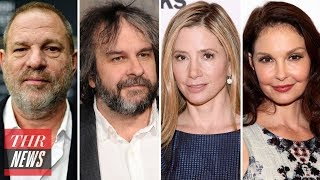 Peter Jackson Says Harvey Weinstein Told Him to Blacklist Ashley Judd and Mira Sorvino | THR News