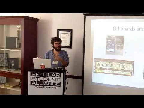 Nontheism Beyond College :: SSA 2010 Columbia Leadership Summit