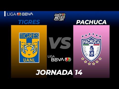 U.A.N.L. Tigres Pachuca Goals And Highlights