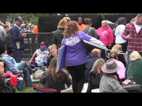 Unite to Face Addiction DC 2015 - HOPE for NH Recovery