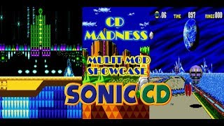 "[Sonic Mania PC] - CD Madness: Sonic CD the Ultimate Mod ""Pack"" 4.0"