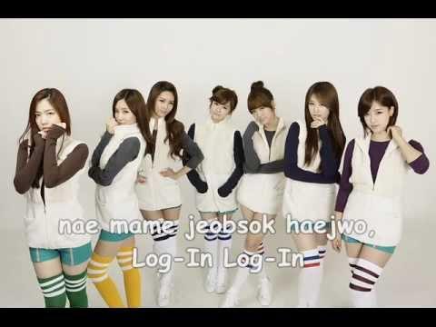 Free download Mp3 lagu [Eng sub+Romanization+DL link] T-ara - Log in terbaru