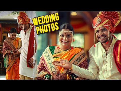 Hemant Dhome & Kshitee Jog Wedding Photos | Marathi Actors Real Life