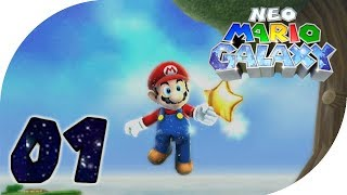 Neo Mario Galaxy - 01