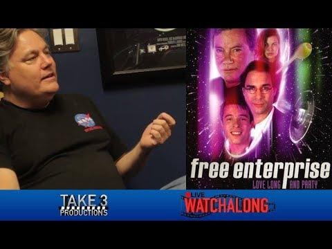 Take 3 Live WatchALong: Free Enterprise with Robert Meyer Burnett