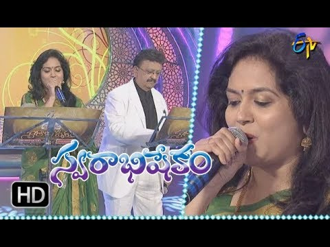 Leta Chaligalulu Song | SP Balu,Sunitha Performance | Swarabhishekam | 4th March 2018| ETV