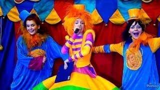 Театр «Странствующие куклы г-на Пэжо». «Цирк Синьорины Томасины» (2015)