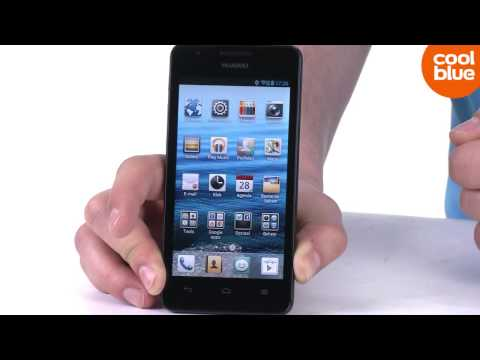 Huawei Ascend G525 Smartphone productvideo (NL/BE)