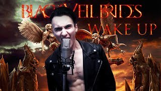 Black Veil Brides - Wake Up (Full Cover with My Guitar Solo)