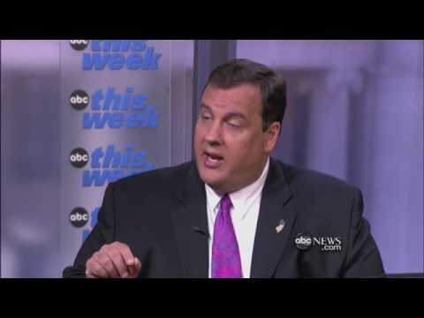 Interview With Gov. Chris Christie